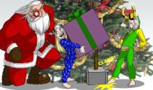 Odino e il Natale