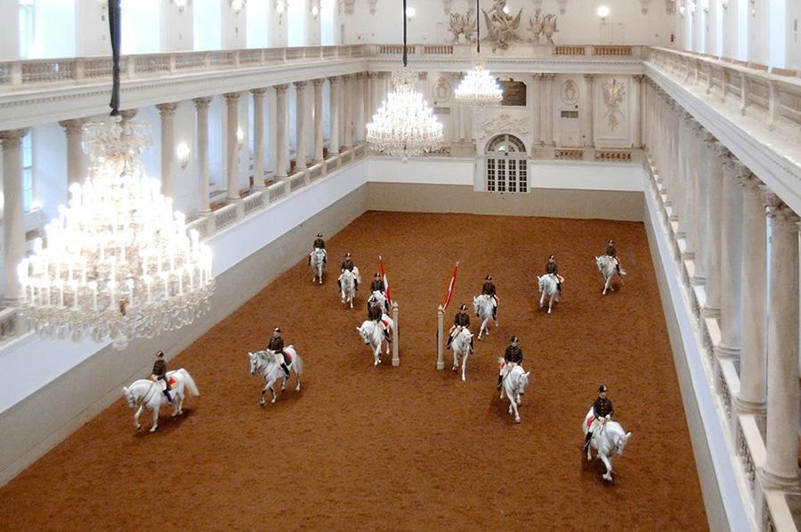 Scuola di Equitazione Spagnola di Vienna - Rievocando.it