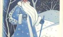 Nonno gelo: dalla russia con folklore