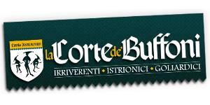 La Corte De Buffoni - Logo