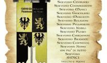 Palazzuolo sul Senio: tornano le feste medievali!